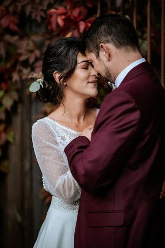 mariage rennes reportage couple séance engagement bretagne france amour