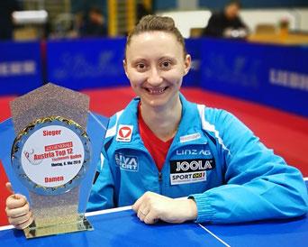 Siegerin Generali Austrian Top 12 Sofia Polcanova