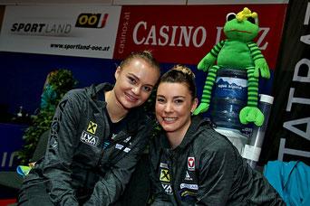 Foto PLOHE - M argarita Baltushyte und Karoline Mischek