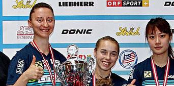 Foto Plohe - Ö-Cup Sieger fixieren Championsleague Viertelfinale