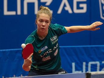 Foto Pillik -  Bronzemedaille für Christina Kallberg bei U21 EM