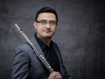 Dante Montoya Flöte Flötenunterricht