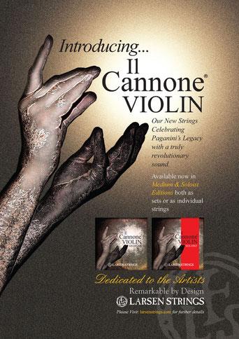 IL Cannone Larsen струны для скрипки купить недорого