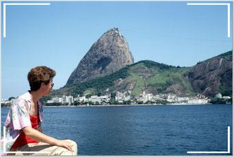 RIO DE JANEIRO MIT ZUCKERHUT