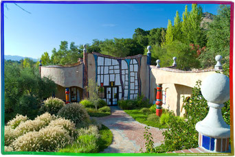 Quixote Winery im Napa Valley, Ca. USA