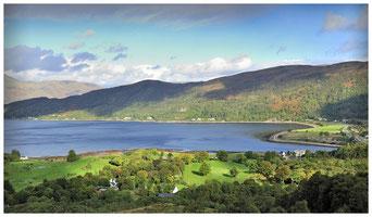 Glencoe -Ballachulish - Loch Linnhe