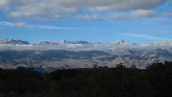 Lefka Ori- les montagnes blanches de Crête
