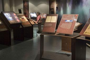 visite libre du musée