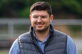 Engin Akkoca ist Sportdirektor der Sportfreunde (Foto: Deutzmann)