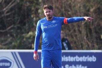 Ivan Pusic bleibt auch in der kommenden Saison bei den Sportfreunden (Foto: Deutzmann / Archiv)