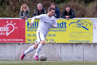 Mit Alon Abelski bleibt der vierte Spieler aus dem aktuellen Kader (Foto: Deutzmann)