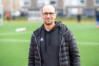 Salah El Halimi bleibt mindestens bis 2021 Chefcoach des SFB (Foto: Deutzmann)