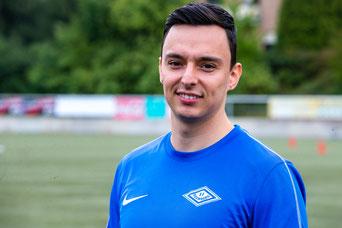 Vojno Jesic kommt mit der Erfahrung von 119 Regionalliga-Spielen zu den Sportfreunden (Foto: Deutzmann)