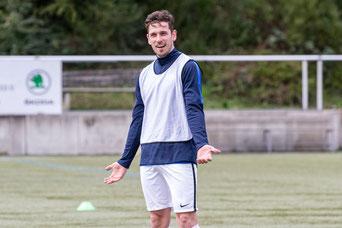 Auch Jörn Zimmermann weiß noch nicht wo am Samstag in Wuppertal gespielt wird (Foto: Deutzmann)