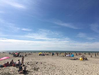 La plage de Berck-Sur-Mer
