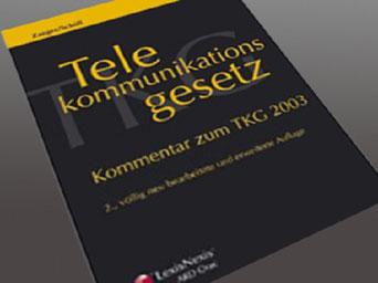 Kommentar zum Telekommunikations-Gesetz 2003