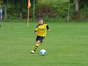 Aman Baltic erzielte zwei Tore