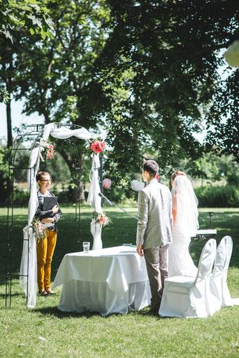 Traurednerin Heidelberg Freie Trauung Heidelberg Gutshof Ladenburg Hochzeit
