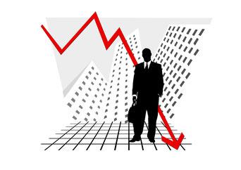 人手不足倒産件数の増加