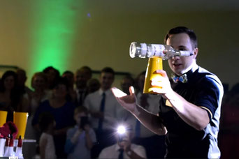 barman na wesele Ciechocinek pokaz barmański Ciechocinek bar-barmani
