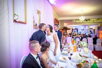 barman na wesele Mława bar-barmani pokaz barmański