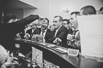 barman na wesele Włocławek i okolice, pokaz barmański Włocławek