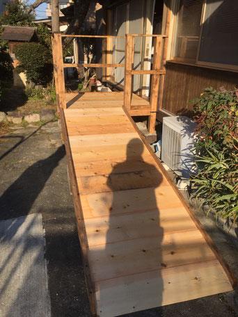 堺市 介護保険 スロープ 台所リフォーム キッチンリフォーム トイレリフォーム 浴室リフォーム