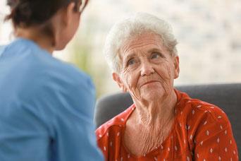 Freizeitgestaltung und Begleitung für Senioren