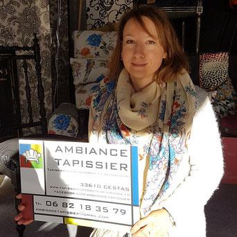 Votre tapissie décotateur à Cestas à coté de Pessac, Gradignan, Canéjan et Bordeaux