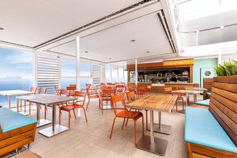 Bosporus - Snackbar | © TUI Cruises