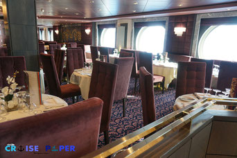 MSC Magnifica Quattro Venti Restaurant © www.cruise-paper.de
