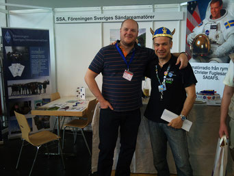 SM5F JOHAN AND ME AT FRIED 2013
