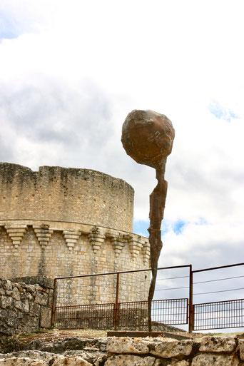 metal art sculptures, monumental, recyclage de metal, sculpteur vanorbeek David