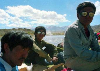 die nepalesischen Sherpas