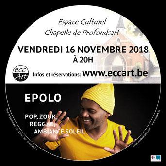 Epolo le 16 nov 2018 à eccART