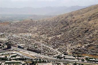 کوچهها و گذرهای قدیم کابل: چنداول – کابل
