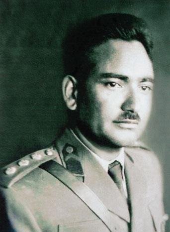 فرمانده خواجه محمد نعیم زوری