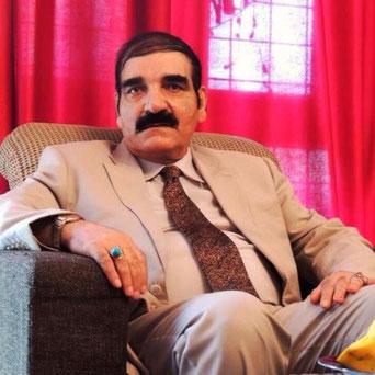 حقیقت نبي پاكطين دیپلمات باز نشسته افغانستان