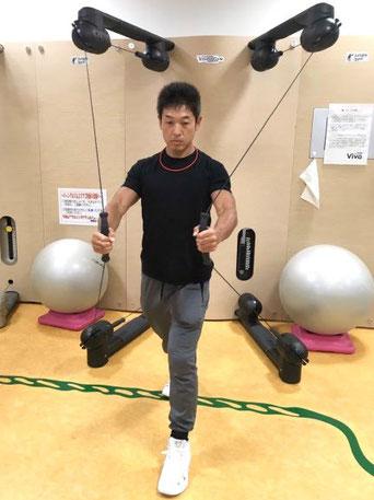ファーストクラストレーナーズ神戸北町スポーツクラブVivo(神戸市北区)