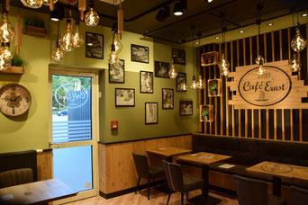 Cafe Ernst Grasberg im Edeka