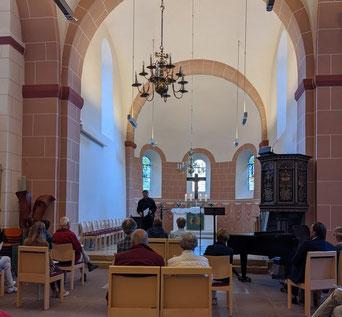 orgelkonzerte st viti kirche zeven