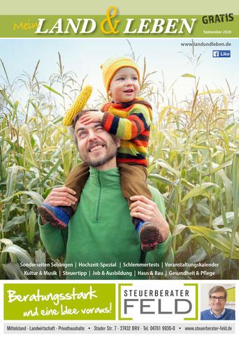Land und Leben Regional Magazin 09 / 2020