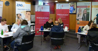 Jobmesse Hire me! in Rotenburg