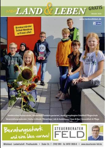 Land&Leben regionaler Veranstaltungskalender, Zeitung