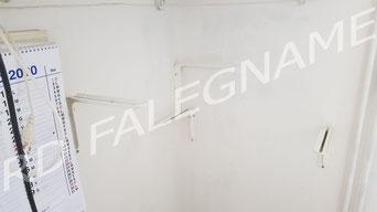 Supporti Reggimensola Fissati a Muro
