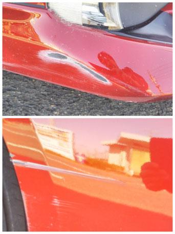 車 内装修理、車 外装修理
