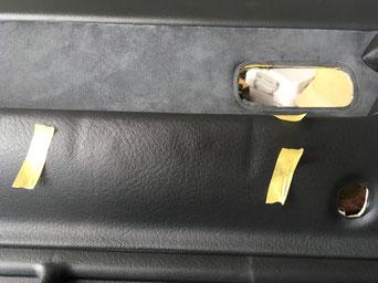 豊橋、豊川の自動車内装修理