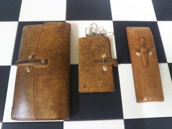 財布、鞄、靴の修理