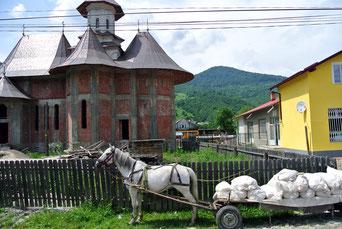 Irgendwo am Fuße der Karpaten