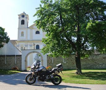 Die Wallfahrtskirche von Loretto am Leithagebirge